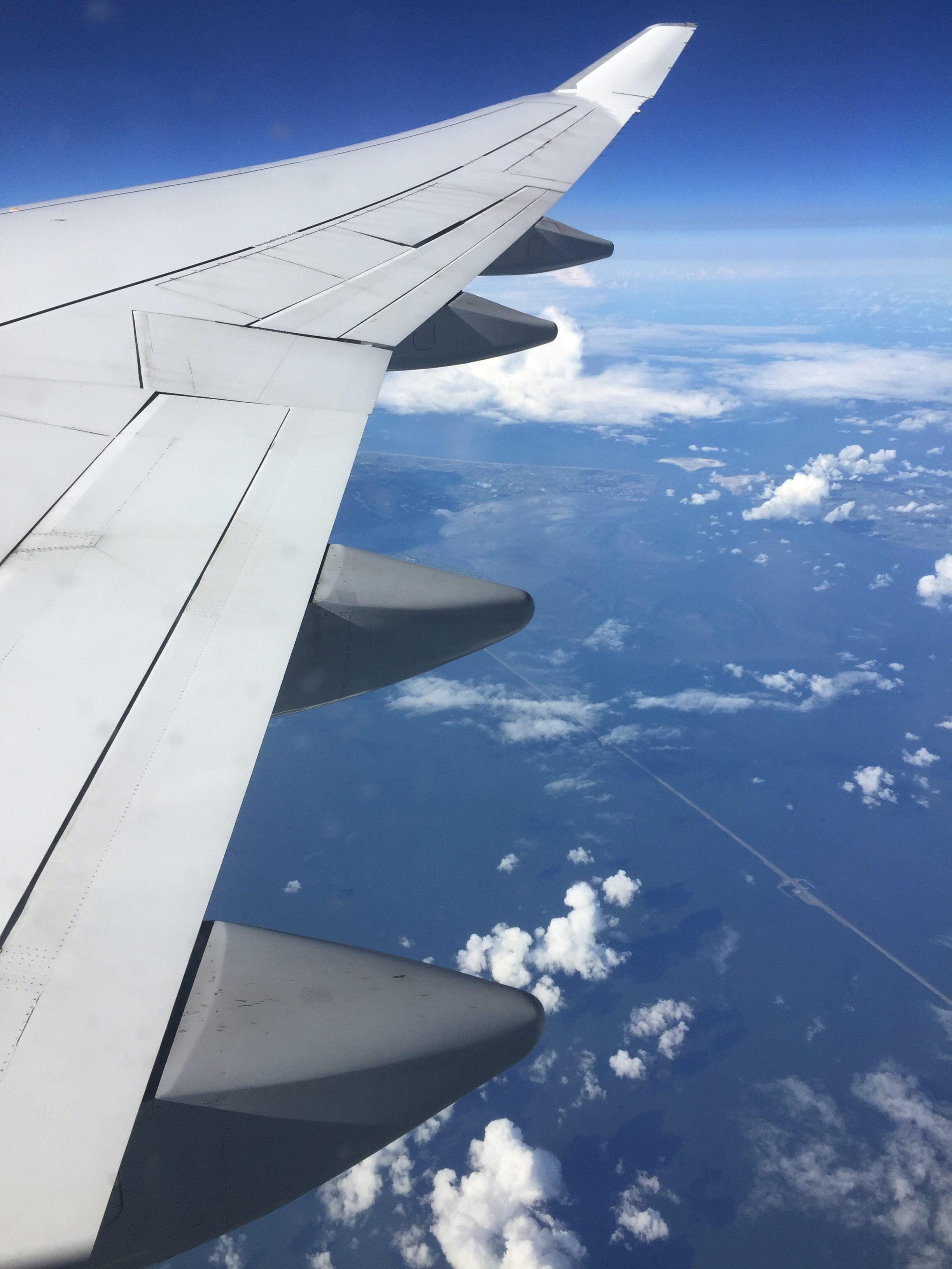 Il Canada in volo
