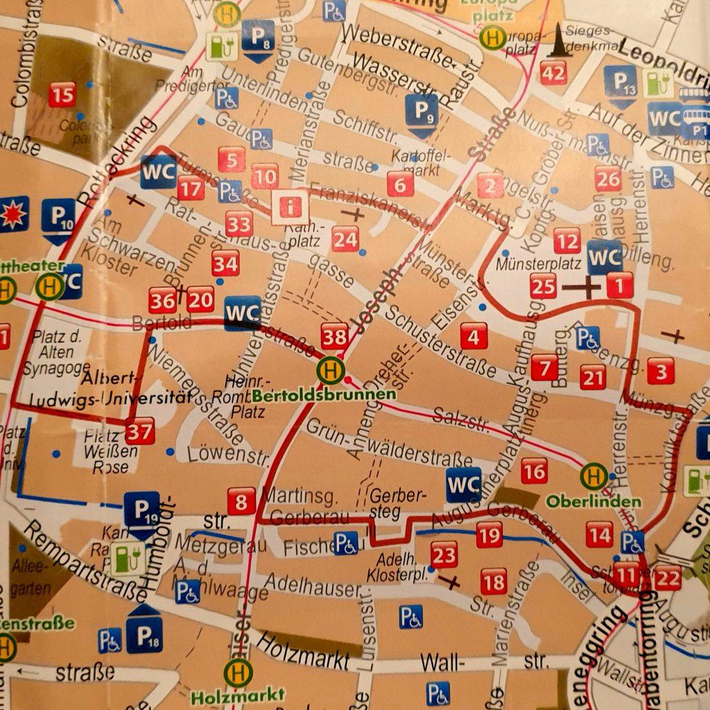 mappa-di-friburgo-in-brisgovia