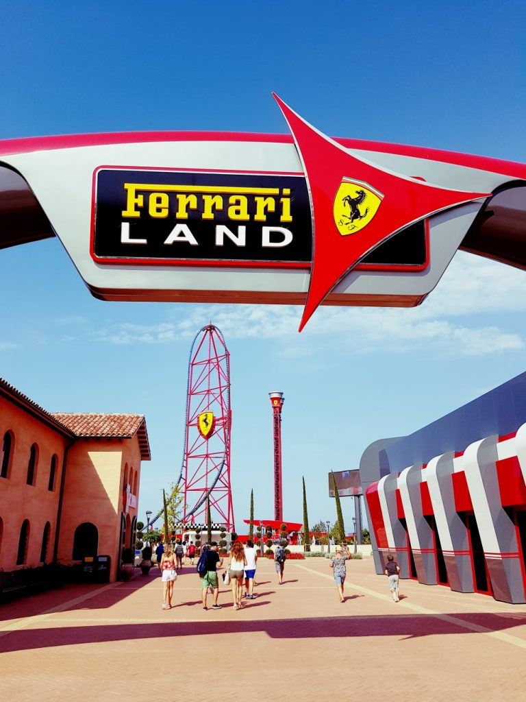 Ferrariland-barcellona
