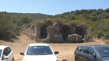 parcheggio-cisterne-romane
