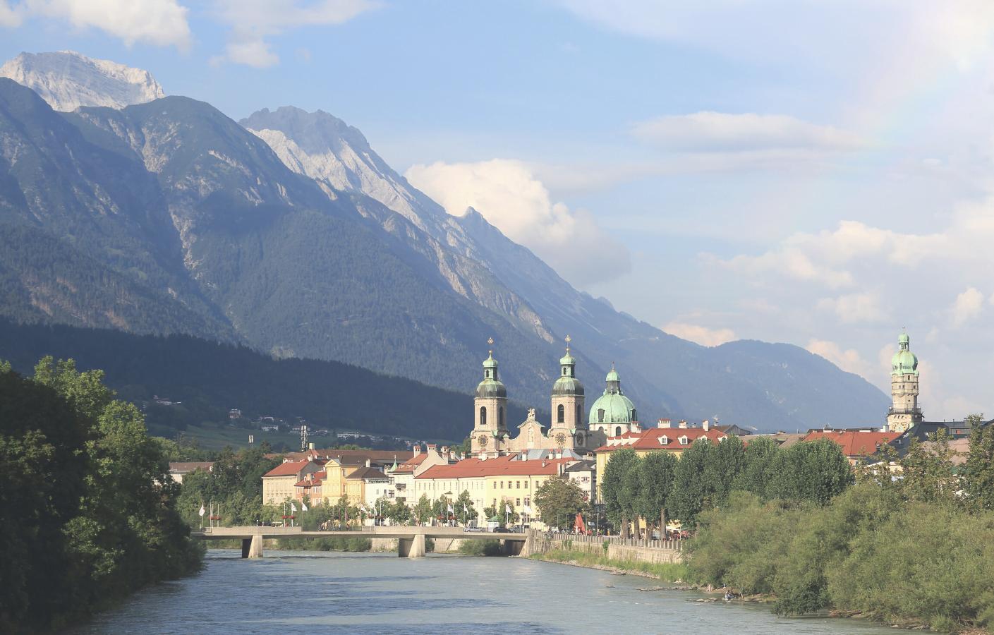 cosa fare a Innsbruck