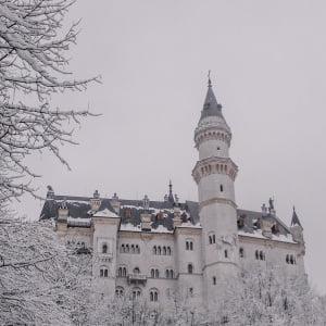 castelli in Baviera